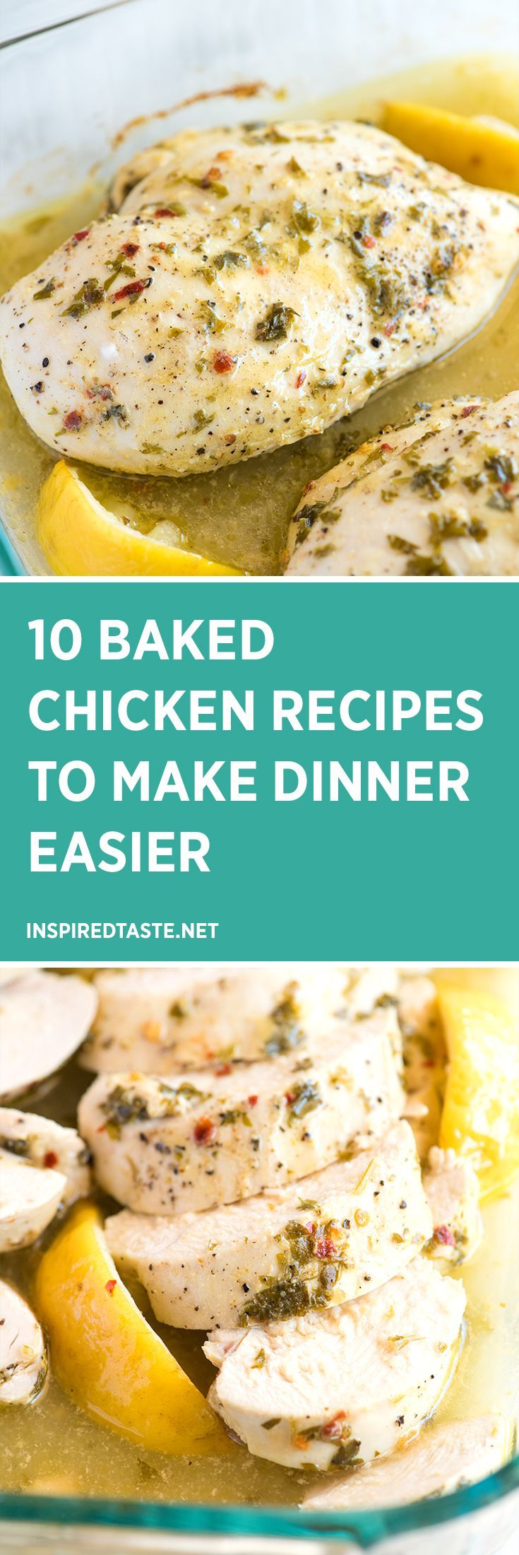 349 best Easy Chicken recipes images on Pinterest | Chicken, Clean ...