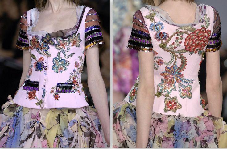 2007 Christian Lacroix -Haute Couture - Spring /Summer