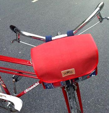 bolso para bici