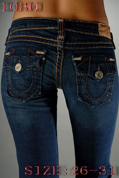 True Religion Jeans ~ Top 10 Designer Jean Brands