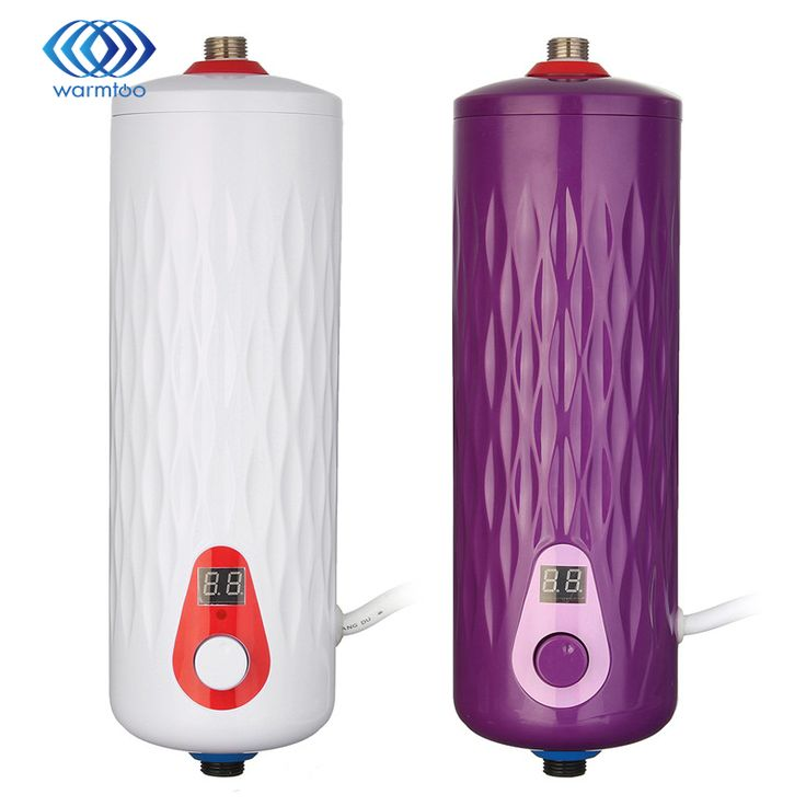5500 W 220 V Instantáneo Calentador de Agua Eléctrico Termostato Pantalla Digital Teasure Térmica Cocina Calentador de Agua Eléctrico Cuarto de Baño