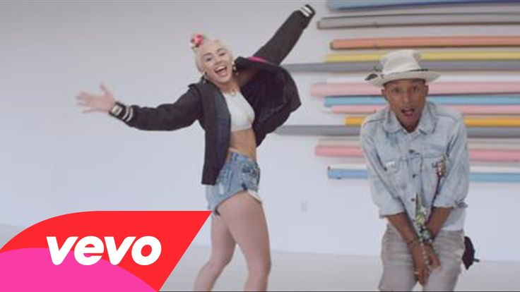 Pharrell Williams - Come Get It Bae - this is fun to watch...Pharrell is always cool!