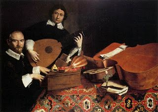 Charles Fonseca: Barroco italiano. BASCHENIS, Evaristo. Pintura