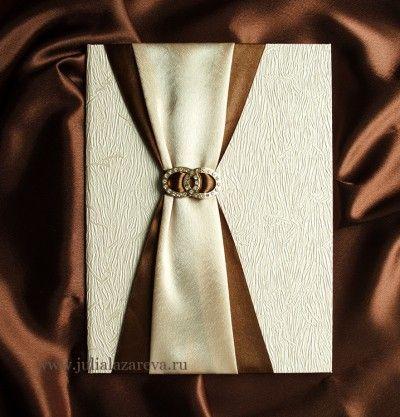 """Свидетельство о браке """"Золото и Шоколад"""" #wedding #weddingdecor"""