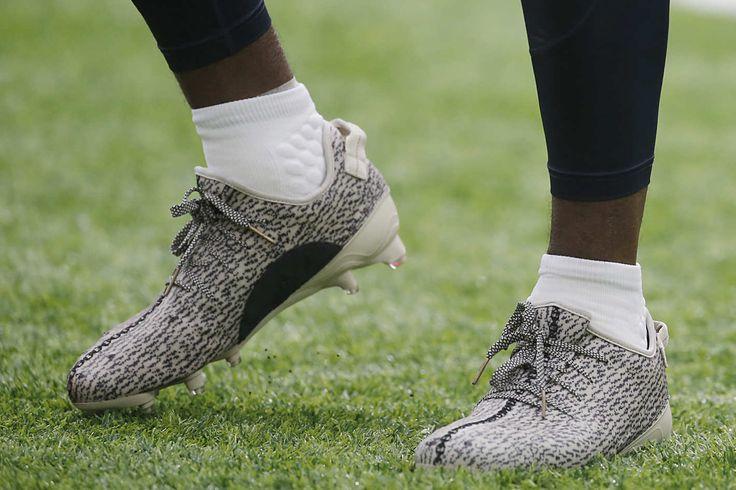 The NFL Bans Kanye West's Yeezy Cleats – B. Scott   lovebscott.com