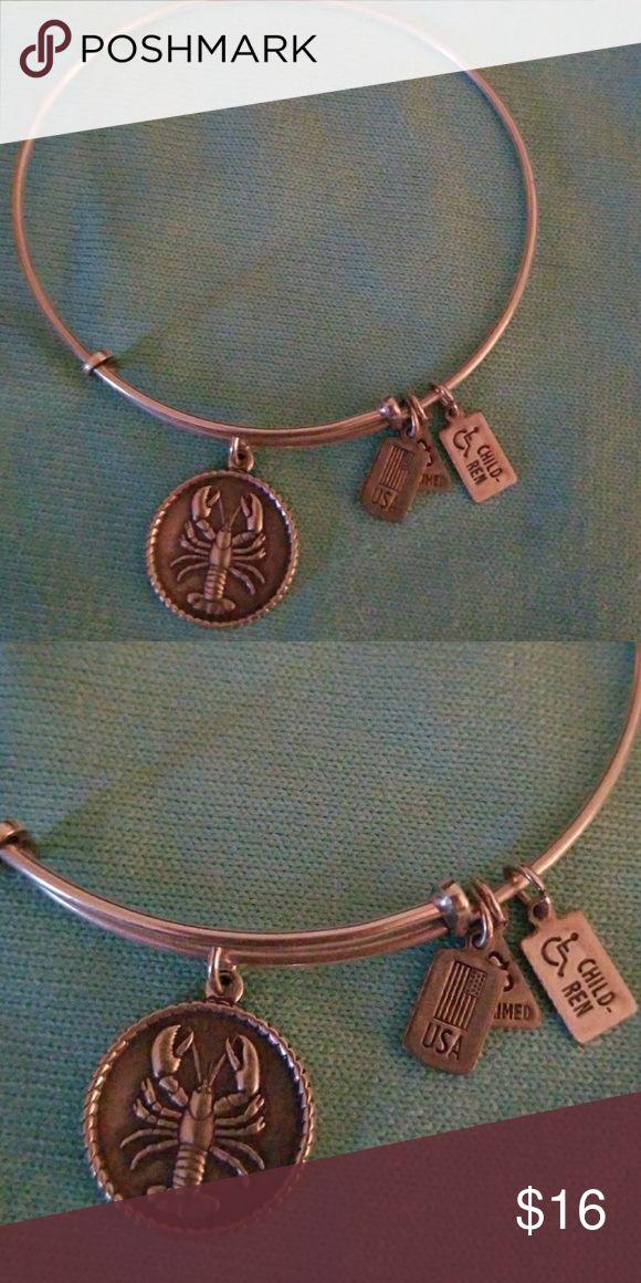 Alex & Annie bracelet Alex & Annie bracelet with Lobster toggle Alex & Annie Jewelry Bracelets