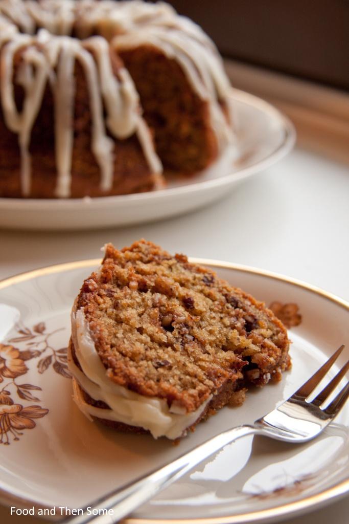 #Almond #Buttermilk #Cake #Coffeecake