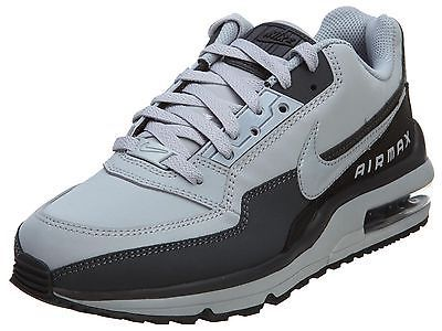 Nike Air Max LTD White Black Blue Fashion Mens Running Trainers Shoes