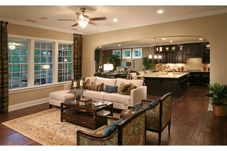 Chapel Cove by Standard Pacific Homes in Charlotte, North Carolina