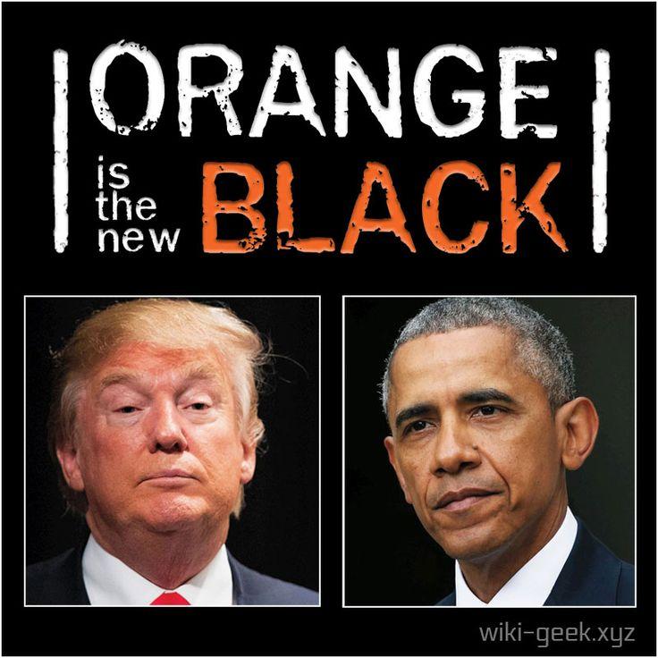 De la série Netflix aux élections américaines, une expression sur mesure «Orange is the new Black» est une série US créée par Jenji Kohan et …