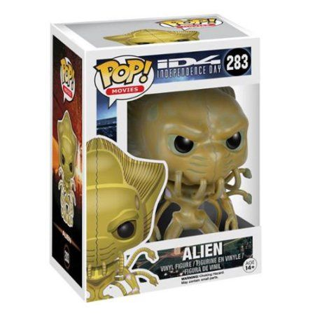 Funko Pop! Movies: ID4 Independence Day - Alien
