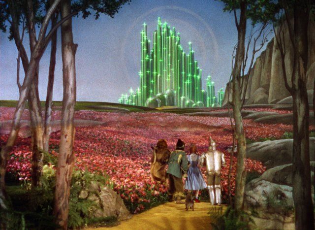 The Wizard of Oz: Emeralds Cities, The Wizard Of Oz, Movies, Dr. Oz, Emerald City, Wizards Of Oz, Favorite Movie, Yellow Brick Roads, Thewizardofoz