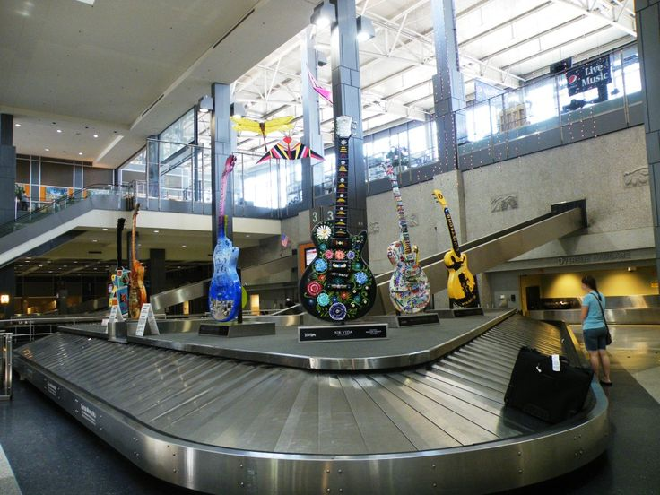 Международный аэропорт Остин-Бергстром, Техас