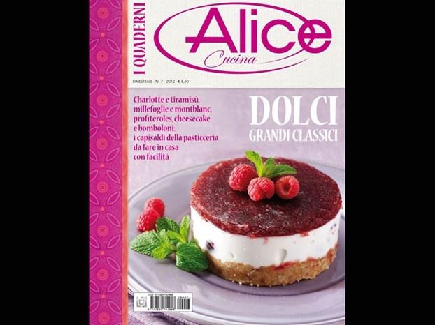 I Quaderni di Alice - Dolci, i grandi classici