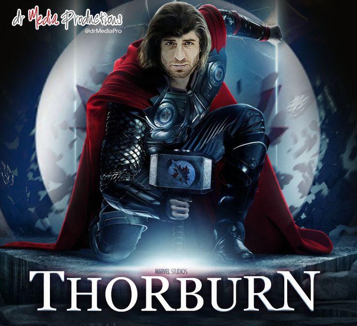 Chris Thorburn #Thor