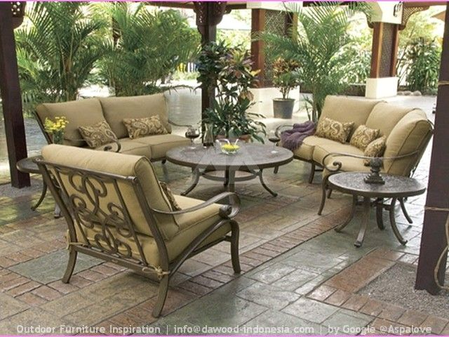 Stunning Garden Furniture Inspiration