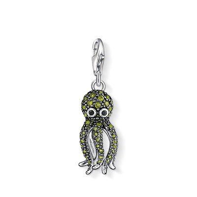 THOMAS SABO Charm Club Charms Charm  Octopus