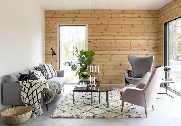 Talo Honka Ink, Mikkelin asuntomessuilla 2017