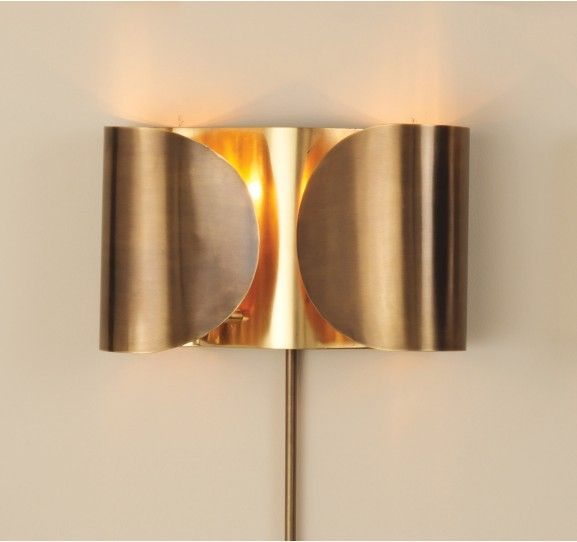 Wall Sconce Cord Covers : 1000+ images about Lights on Pinterest Ceiling lamps, Modern table lamps and Floor lamps