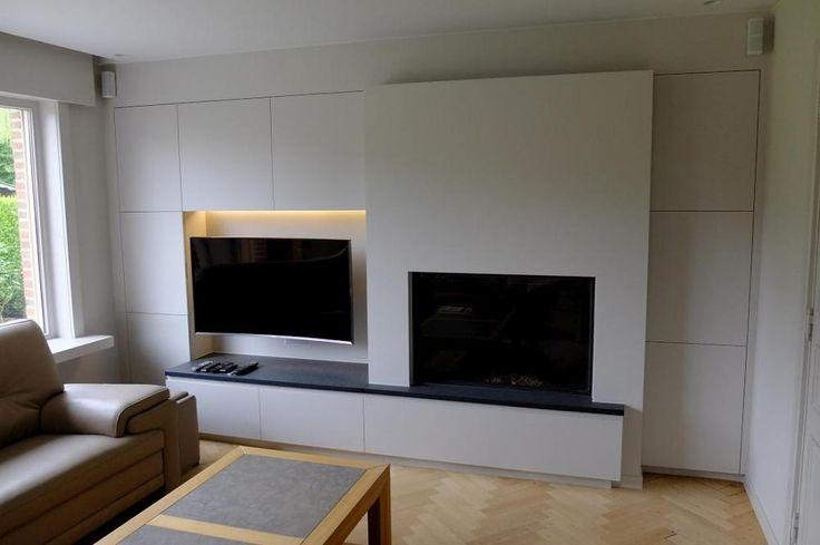 Dirk Lievens Interieurarchitect  Designhaarden Brugge Knokke Roeselare