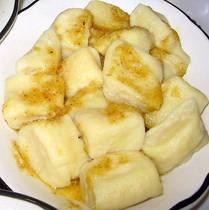 Polish Potato Dumplings or Kopytka