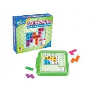 Pathwords Junior - szuper gyors és hatékony módszer gyerekeknek. #Thinkfun #okosodjvelunk