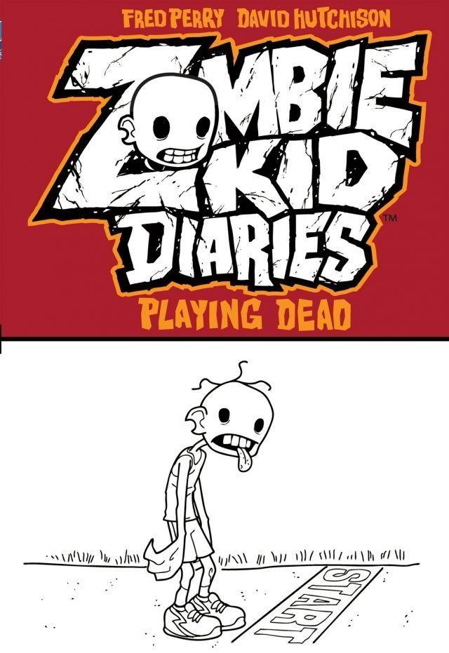 Zombie Kid Diaries Vol. 1: Playing Dead