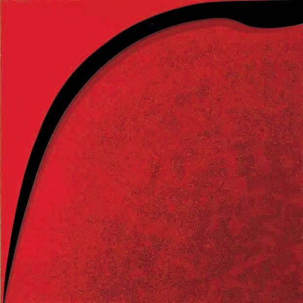 Sem título,1988 - Tomie Ohtake