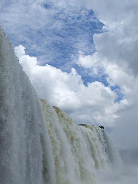 Curtain of Waterfalls