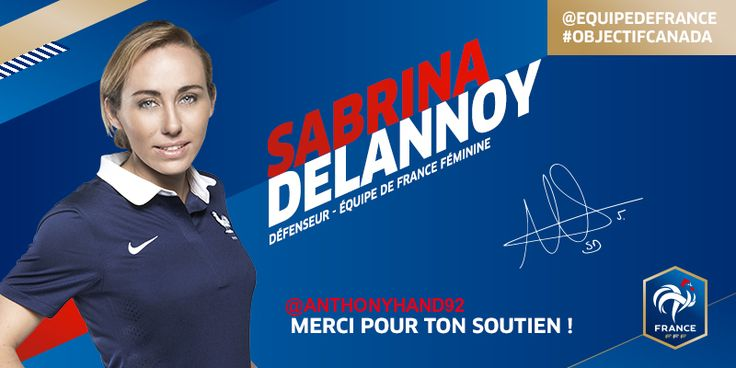 Sabrina Delannoy (France)