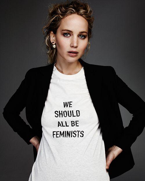 ディオールの新作ロゴTシャツ「WE SHOULD ALL BE FEMINISTS」 写真5