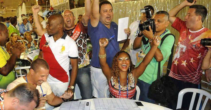 Estácio de Sá volta à elite do carnaval do Rio com enredo sobre os 450 anos