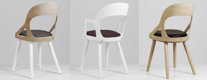 Colibri chair by Markus Johansson for HansK_banner