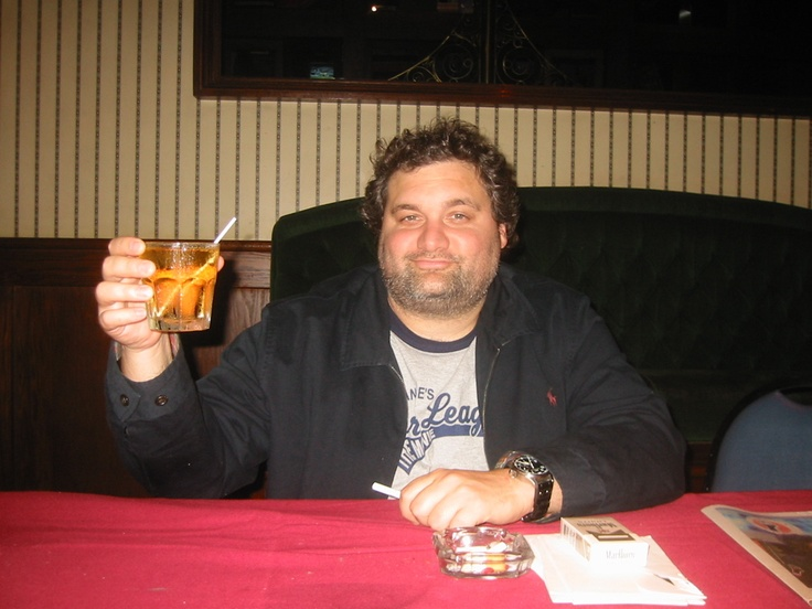 Artie Lange. Miss Artie on Stern!