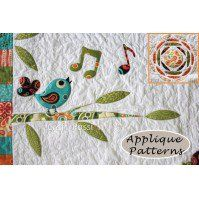 40+ Free Applique Patterns: Designs for All Occasions - So Sew Easy