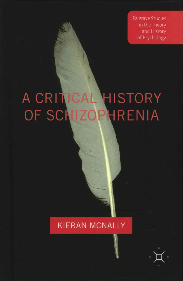 history of schizophrenia The history of 'schizophrenia' is complex and not easy to characterize in a linear historical narrative, although attempts continue to be made according to some, the disease has always existed only to be 'discovered' during the early 20th century.