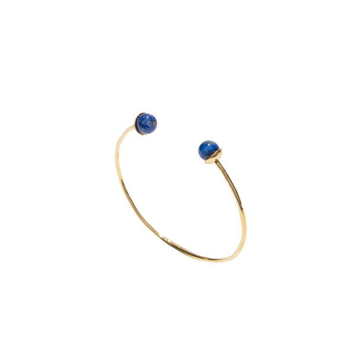 Slim Bracelet in Lapis - New