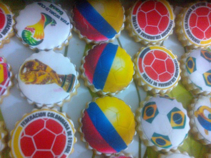 Galletas decoradas con impresiones comestibles