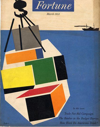 March '53 - Fortune Magazine Cover