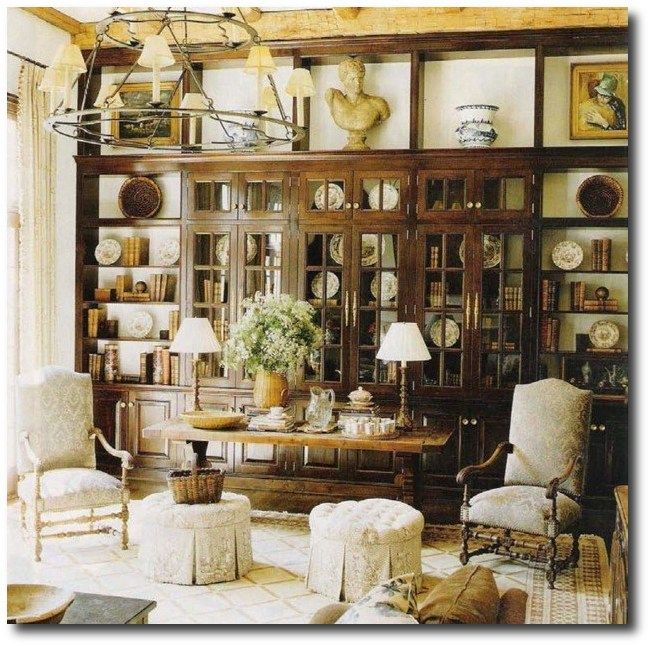 southern decorating ideas | Southern Accents, May-June 2005.