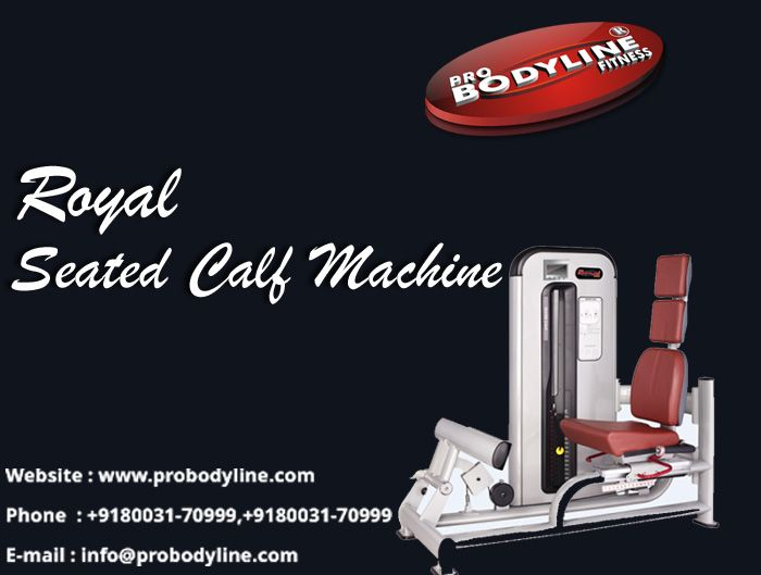 New Arrival - Buy Royal Seated Calf Machine at reasonable price