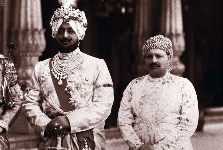 Maharaja Bhupinder Singh of Patiala Boucheron: 150 years of secret archives - The Point
