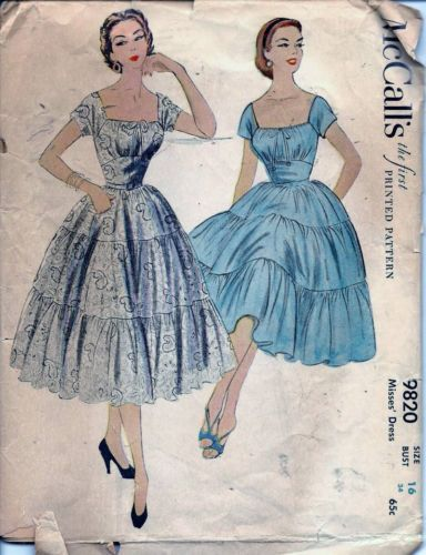 421 best 1950\'s Pattern Covers images on Pinterest | Fashion vintage ...