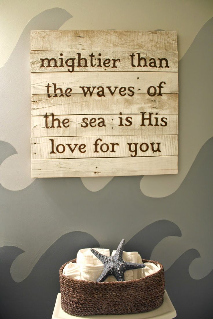 LOVE THIS!!!!!!!!!!!!!!!!!!!!!!!!!!!!!!!Live a Little Wilder: jake's nautical bathroom
