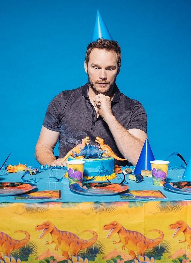 Happy 38th Birthday Chris Pratt.June 21, 1979.Source