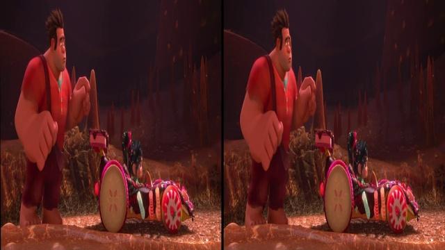 Ralph el Demoledor Película de Comedia Calidad HD 1080p 3D SBS Audio Español Latino Película de Animación Ralph el Demoledor anhela anhela ser amado y respetado
