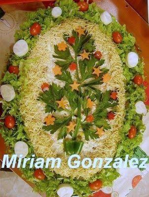 Salpicão de Atum (Miriam Gonzalez) - Culinária-Receitas - Mauro Rebelo