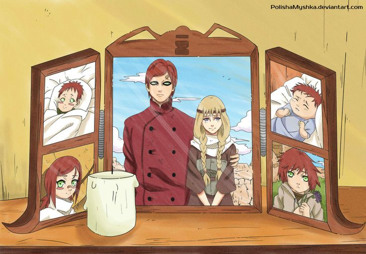 Family | Zabaku on Gaara & Ogawa Nezumi | Pinterest ... Gaara And Naruto Kids