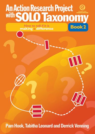 An Action Research Project with SOLO Taxonomy Bk 2 Cover