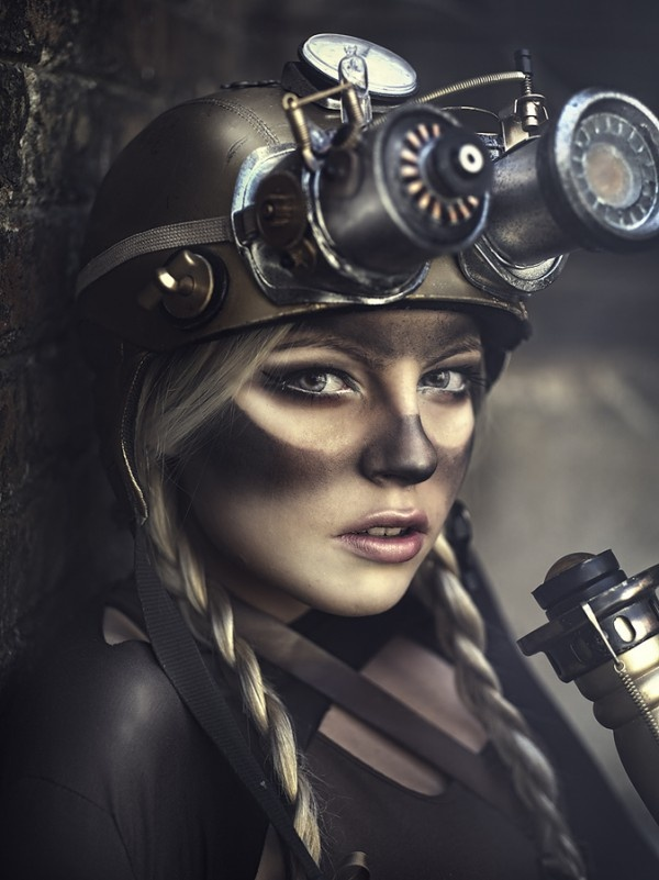 steampunk! by Rebeca Saray